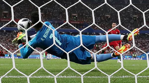 Iranian goalkeeper's life story inspires fans in pursuit of their dreams   The Cube