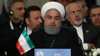 Hasan Ruhani: Trump'ın yaptırım kararı en fazla ABD'yi etkileyecek