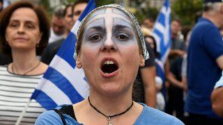 Salonicco: scontri ad un dibattito sulla Macedonia