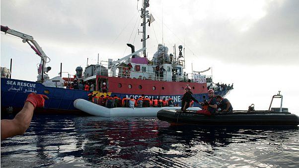 Máltán kiköthet a Lifeline