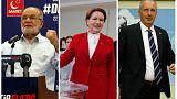 24 Haziran seçimleri: Kıdemli siyasetçiler meclis dışında kaldı