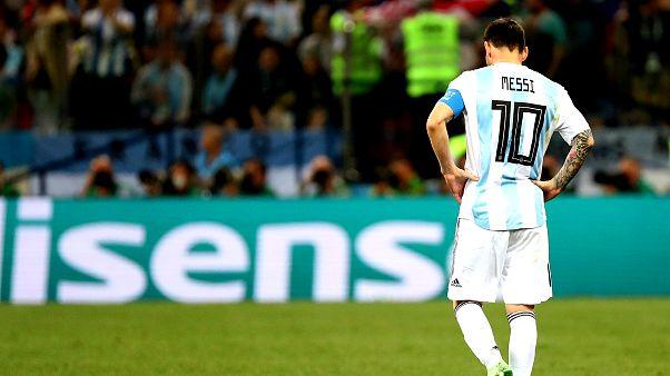 Arjantin Dünya Kupası'ndaki kader maçına çıkıyor