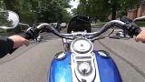 Scontro fra Trump e la motocicletta Harley Davidson