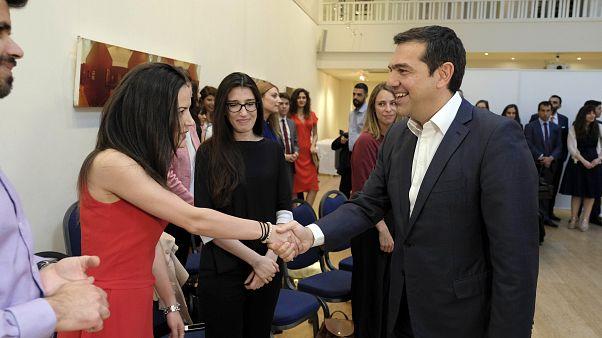 Τσίπρας: «Να αξιοποιηθεί το θετικό μομέντουμ της ελληνικής οικονομίας»