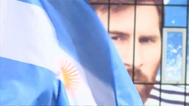 Mondial : l'Argentine au pied du mur