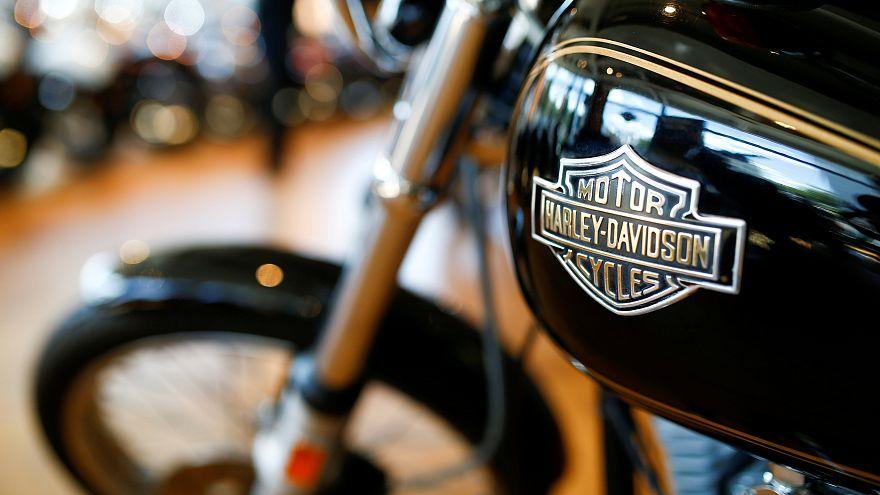 Trump meglepődött a Harley-Davidson döntésén