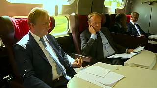 Tusk busca un consenso europeo en materia de inmigración