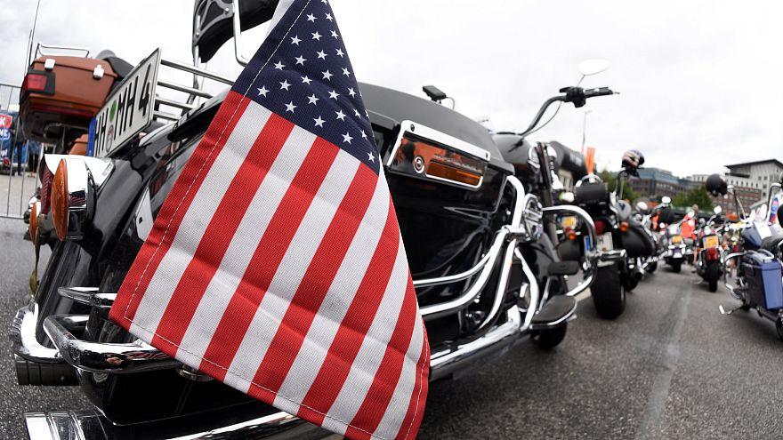 Guerra comercial leva Harley-Davidson a tirar parte da produção dos EUA