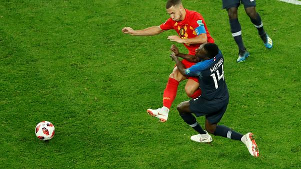 As World Cup 2018 comes to a close, the concussion debate remains open