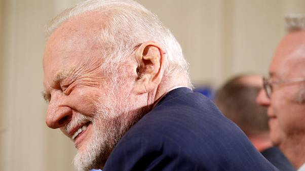 Buzz Aldrin visszavág a gyerekeinek