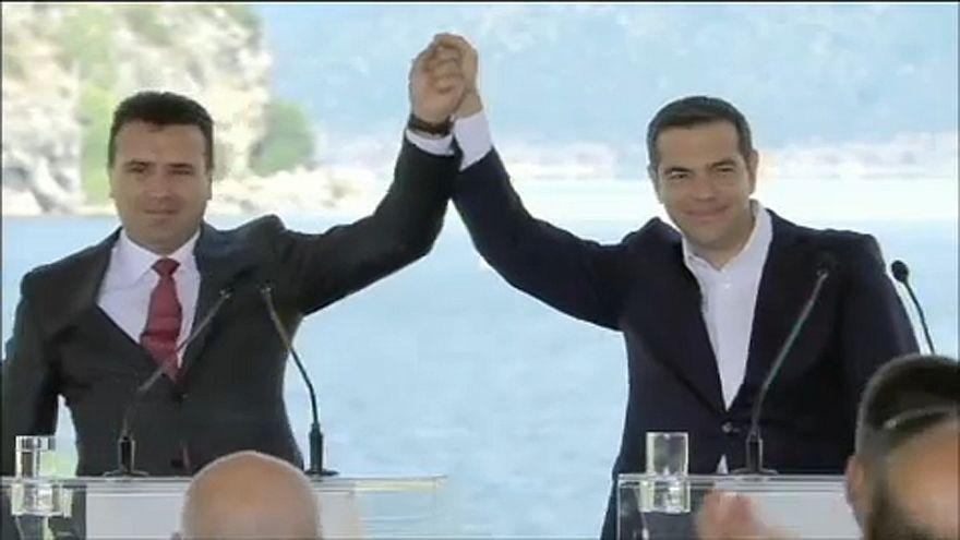 Macedón elnök: alkotmányellenes az egyezmény