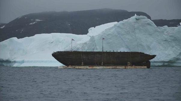 """La """"Maud"""" rentre en Norvège"""