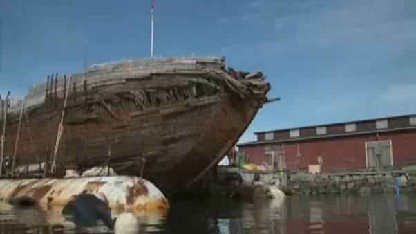 Επιστρέφει στη Νορβηγία το Μάουντ, το πλοίο του Αμούνδσεν