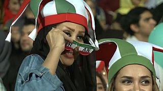 Russia 2018: le emozioni di Iran-Portogallo, viste con gli occhi delle donne