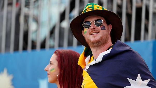 World Cup:  Peru defeat Australia in 2-0 victory