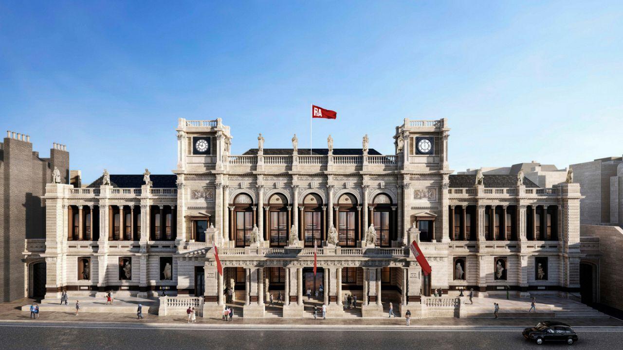 Inside the Royal Academy of Arts grand refurbishment