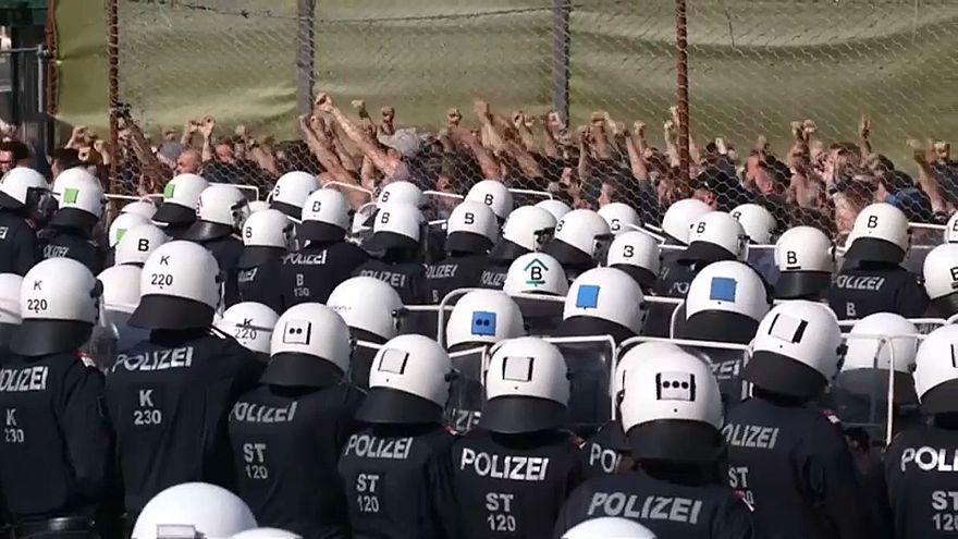 Austria: esercitazioni per gestire grandi flussi di migranti