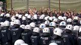 شرطة النمسا الحدودية والجيش في تدريبات ردا على السياسة الألمانية بشأن الهجرة