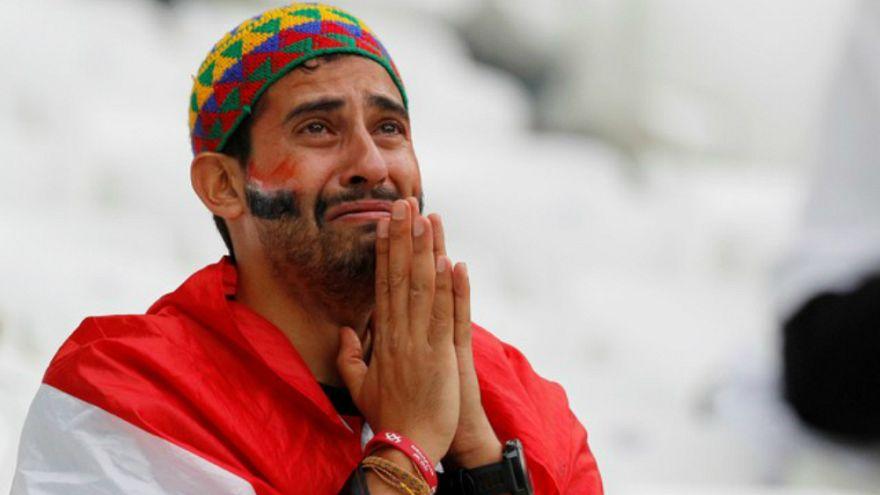 فنانة مصرية تنتقد أداء منتخب بلادها بعد خسارته أمام السعودية