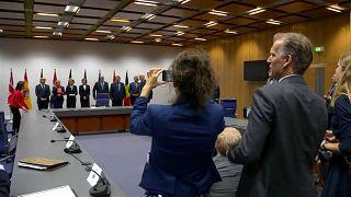 9 statt 28 - Die Europäische Verteidigungsinitiative