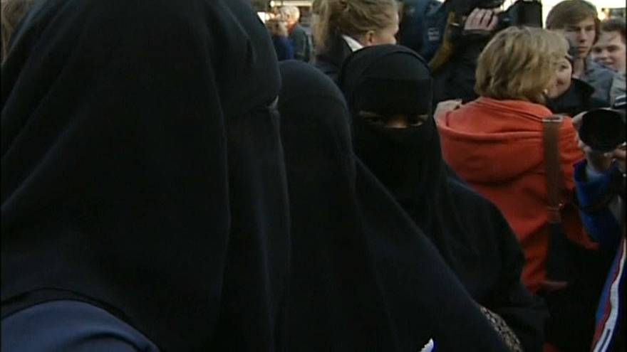 Dutch Senate approves partial ban of face veils