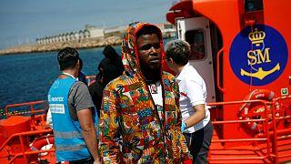 BM'den AB'ye göç sorunu için yeni öneri: Akdeniz kıyısında karaya çıkma platformları