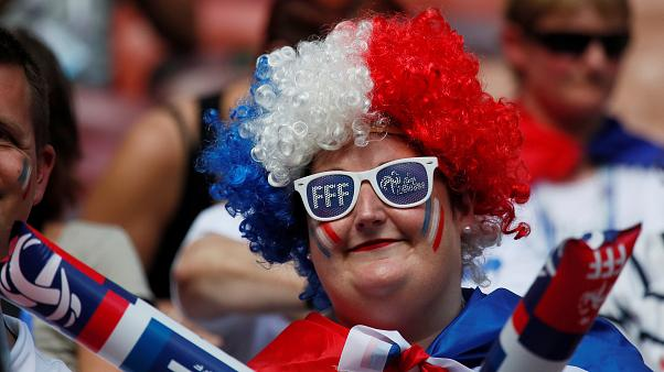 World Cup: Denmark & France through to the next round after a 0-0 draw