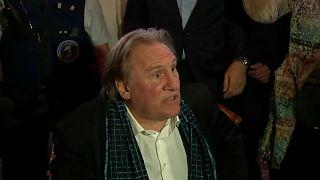 """Depardieu: """"Ihr kotzt mich an!"""""""