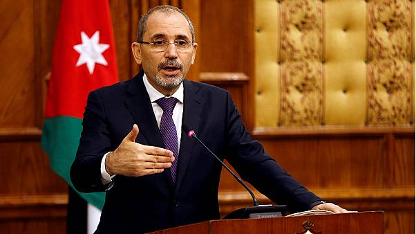 وزير الخارجية الأردني أيمن صفدي - المصدر: أرشيف رويترز