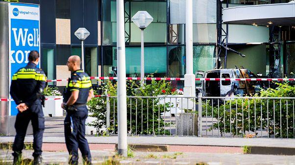 Pays-Bas : une attaque contre la presse