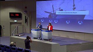 Cecilia Malmström hace balance de la guerra comercial entre la Unión Europea y Estados Unidos