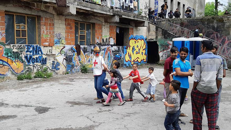 Menekültválság jöhet Boszniában