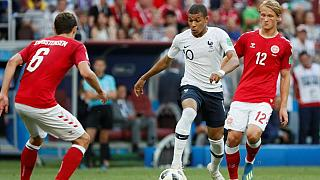 Empate a 'nada' entre Francia y Dinamarca y triunfo para Perú ante Australia en el Mundial