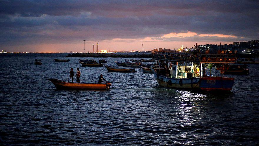 İsrail Gazze için Kıbrıs'tan liman istedi