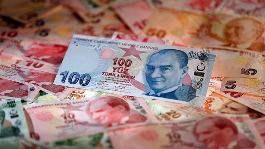 ورقة نقدية من فئة 100 ليرة تركية