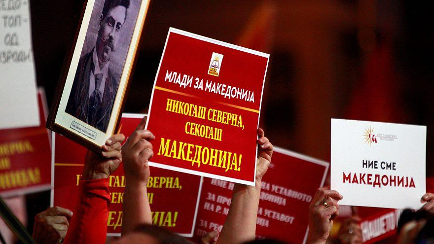 República de Macedonia del Norte: un polémico cambio de nombre