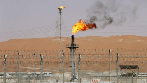 منشأة نفطية سعودية في الربع الخالي