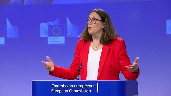 Malmström: Kein Weg vorbei an US-Strafzöllen auf EU-Autos