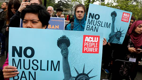 Supreme Court upholds Trump's travel ban in 5-4 ruling