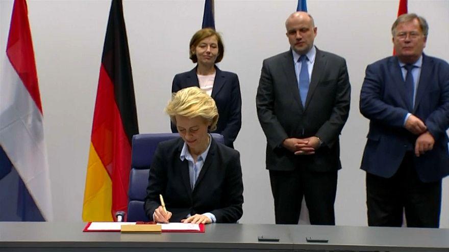 Foi criada a Iniciativa Europeia de intervenção
