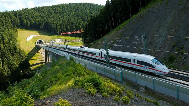 EU funding 'not spent wisely' on high-speed rail network, say auditors