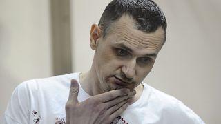 Nem kaphat kegyelmet a bebörtönzött ukrán filmrendező