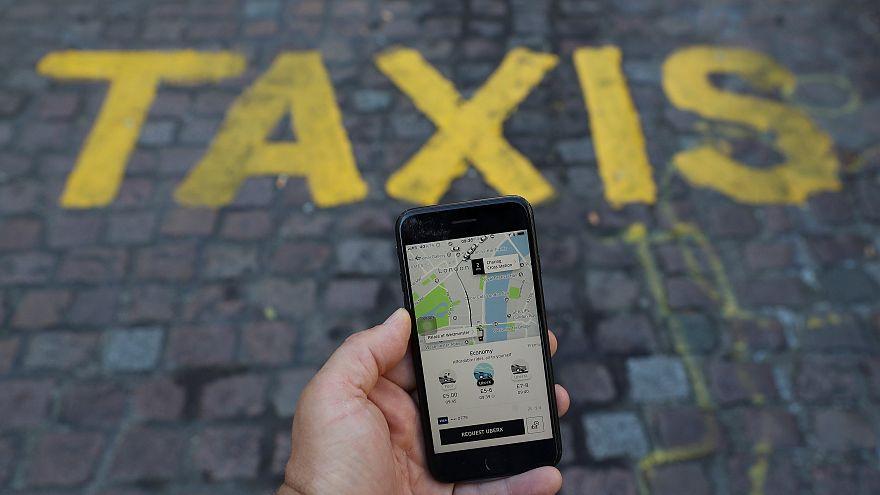 Uber podrá seguir operandon en Londres los próximos 15 meses