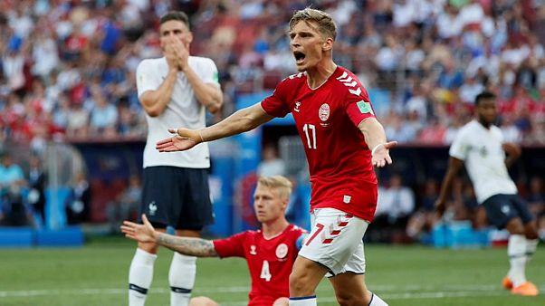 Mundial 2018: França e Dinamarca nos oitavos-de-final