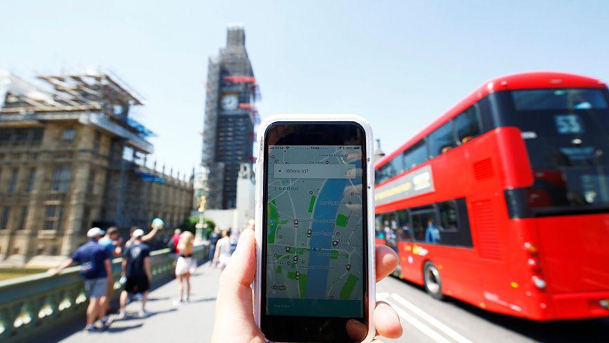 Uber obtient un sursis crucial à Londres