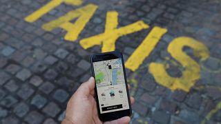 Licença da Uber em Londres prolongada por 15 meses