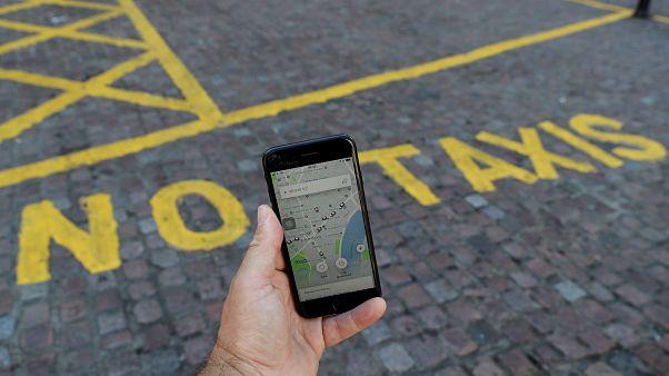 Лондон продлил лицензию Uber