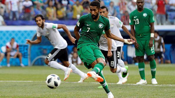 Suudi Arabistan'ın son dakika golüne sevinen yorumcu kalp krizinden öldü