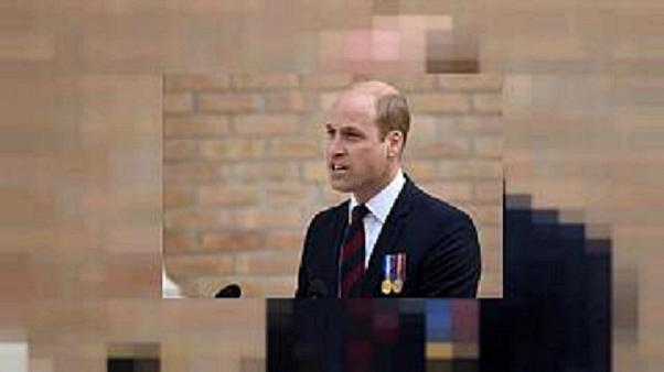 Israele: dal Principe William un messaggio di pace