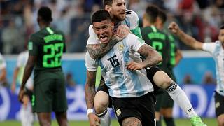 Mondial : l'Argentine rejoint la France en 8e
